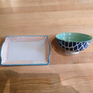 COPY - *3/$20*Small Bowl and Tray Bundle